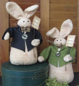 Faithful Friends Bunny