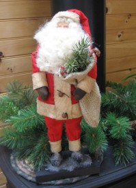 Magic of Christmas Santa